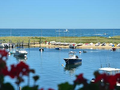 Nantucket Sound View