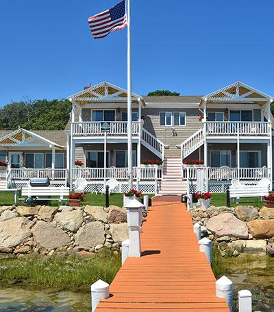 Oak Bluffs Waterfront Rental