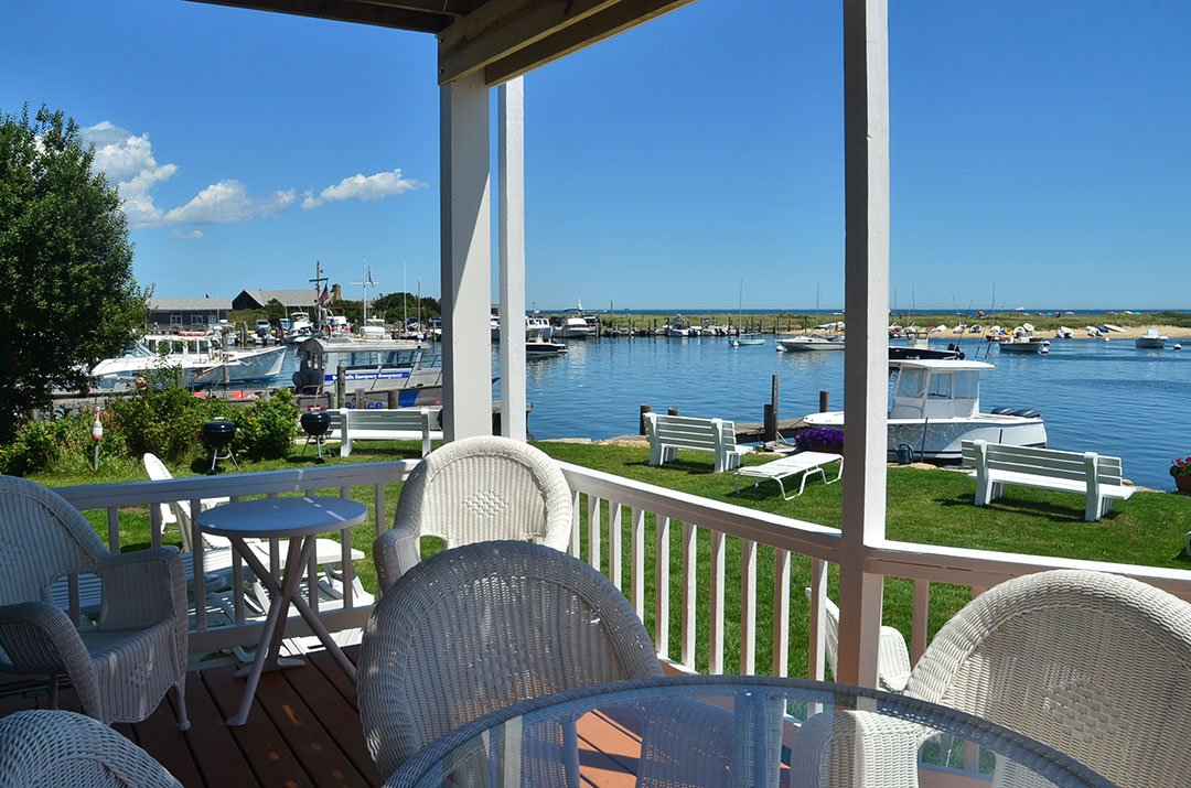 Oak Bluffs vacation rental with ocean view