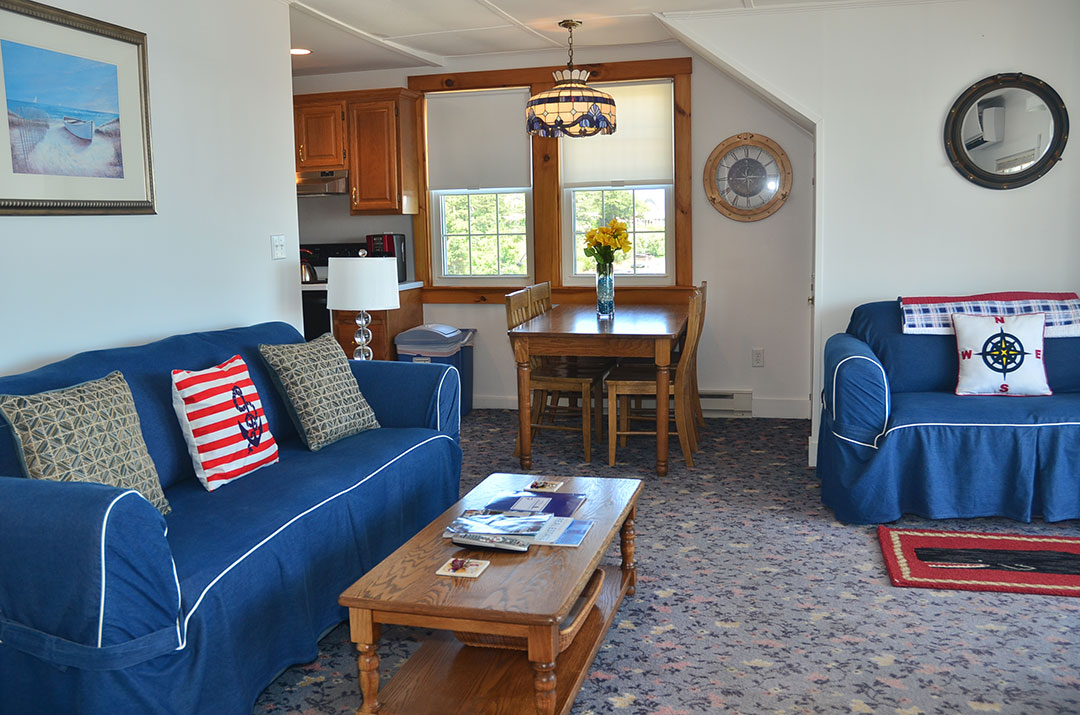 Martha's Vineyard 2 bedroom rental with ocean view